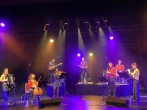 Le concert des profs de Drusenheim sur les réseaux sociaux en 2021